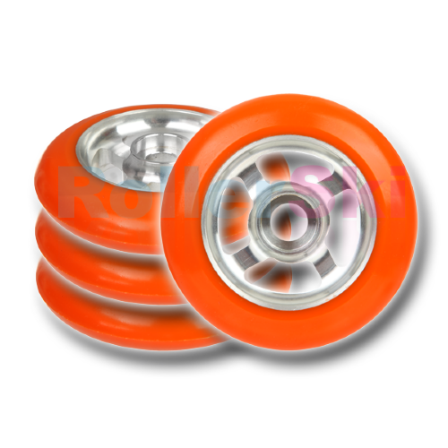 Колеса SkiWay Flash Orange комплект